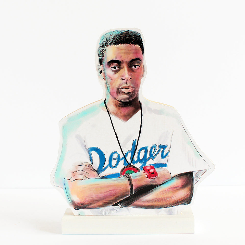 spike lee standee