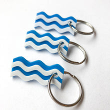 water bacon keychain