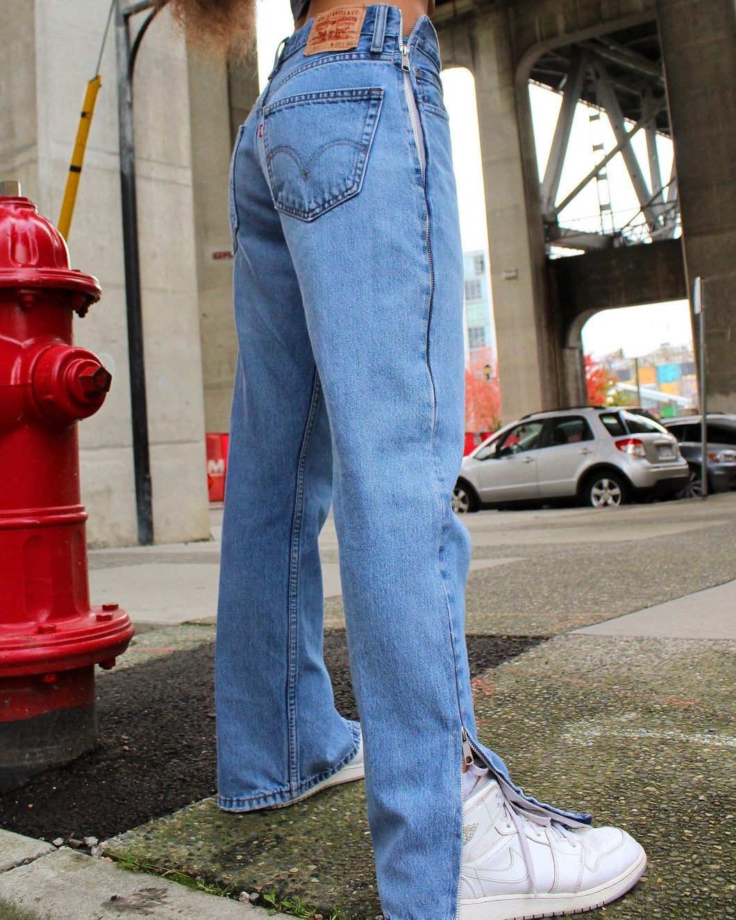 Unattached Denim