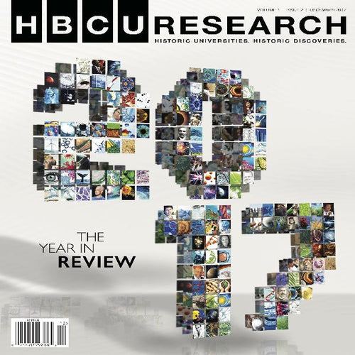 2017 HBCU Research Year in Review