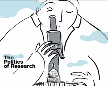 2019 Winter Edition - The Politics of Research & the Federal R&D Funding Issue