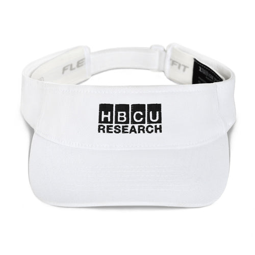 Visor with Black Logo