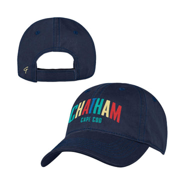 Toddler Rainbow Chatham Hat