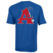 "Anglers ""Big A"" Short Sleeve T-Shirt"