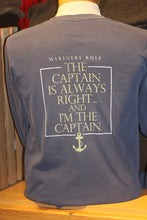 """Mariner's Rule"" T-Shirt"
