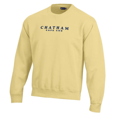 Chatham/Cape Cod Embroidered Crew
