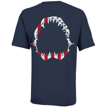 Youth Sharkbite Patriotic Short Sleeve