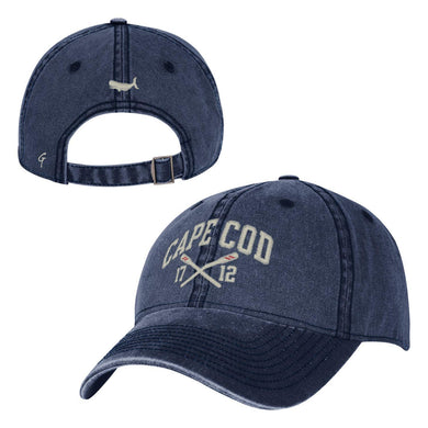 Crossed Oars Hat