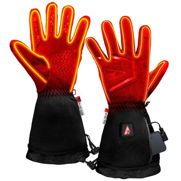 ActionHeat 5V Men's Featherweight Heated Gloves - Front