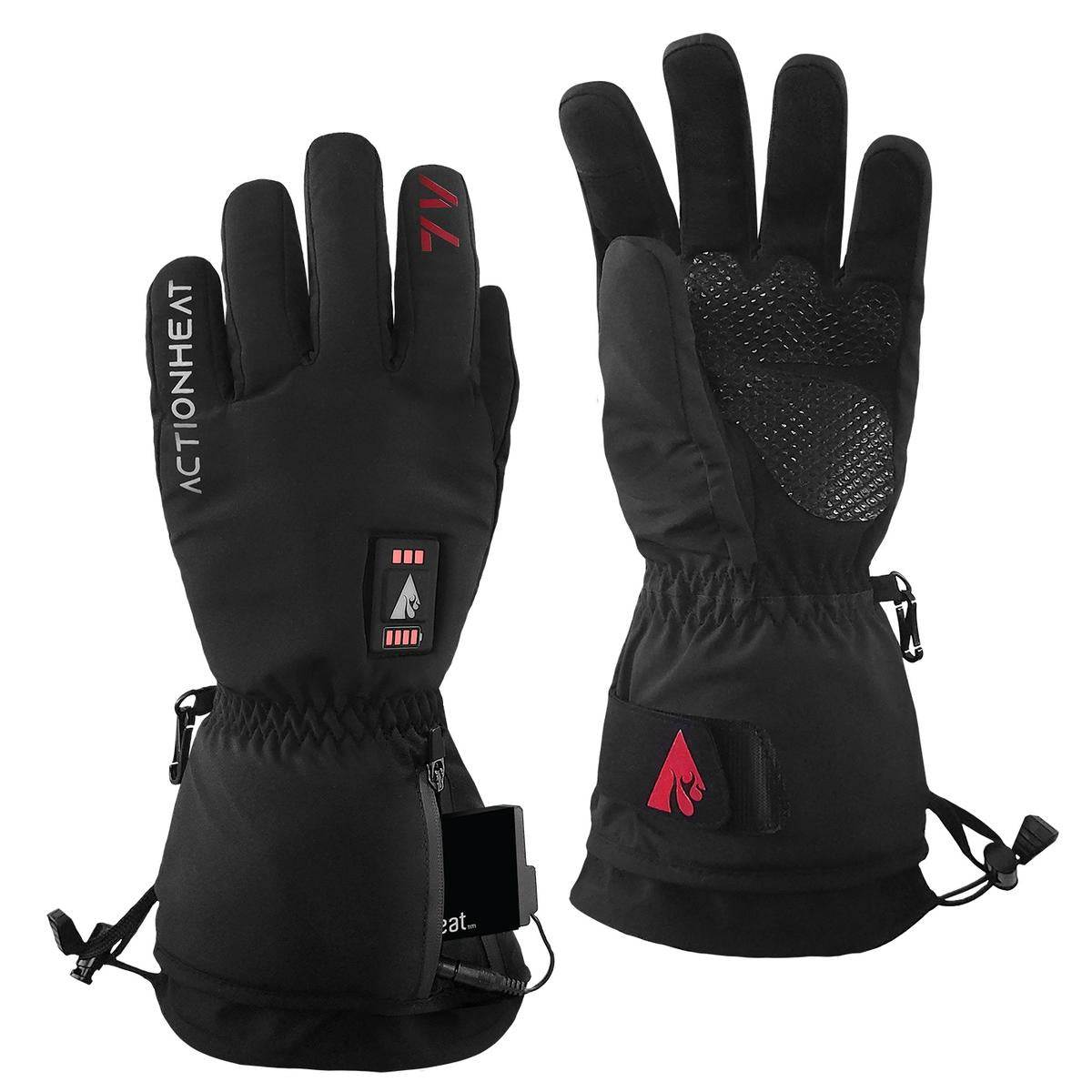 ActionHeat 7V Men's Everyday Heated Gloves - Full Set