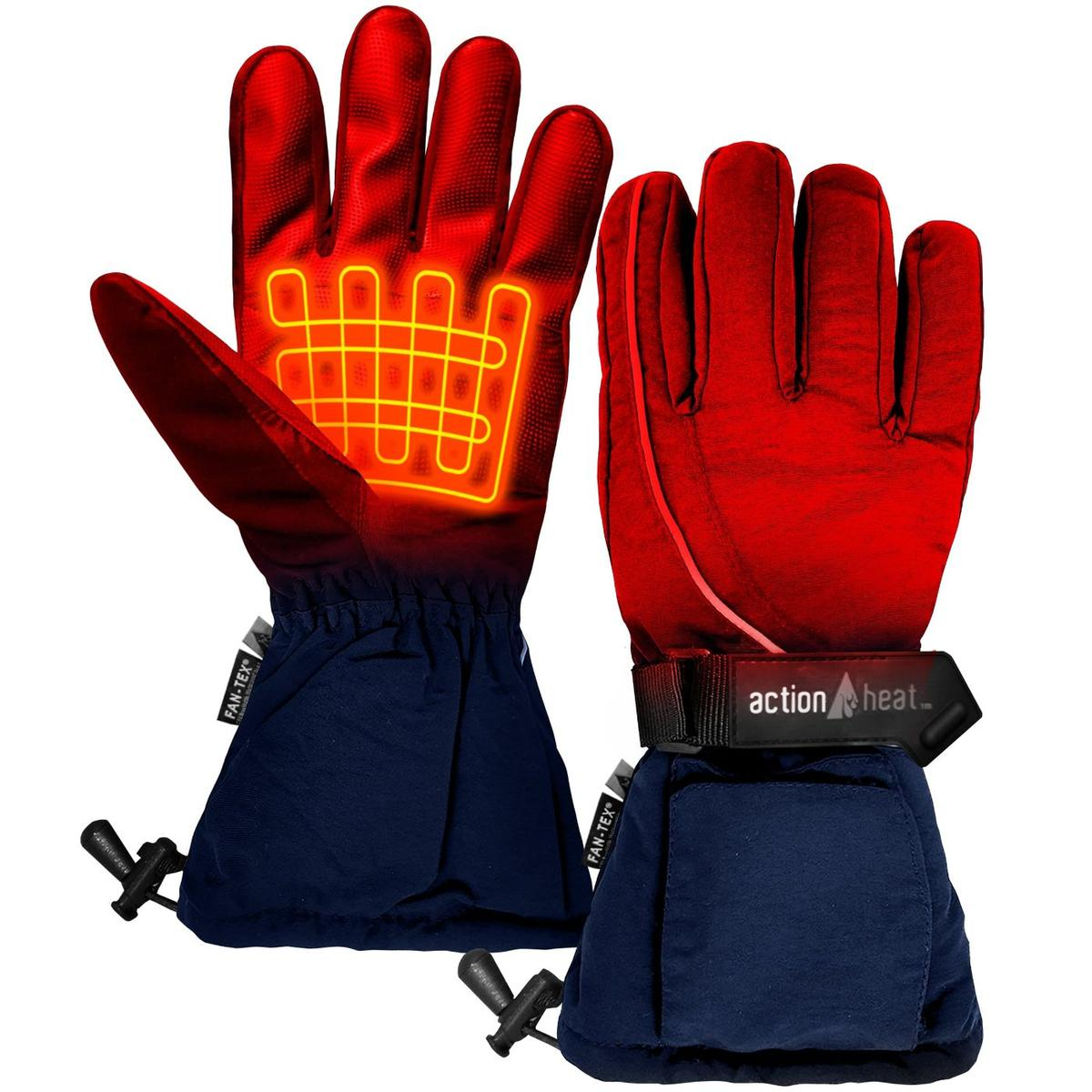 ActionHeat AA Battery Heated Gloves - Women's - Front
