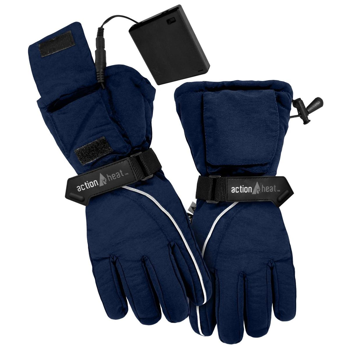 ActionHeat AA Battery Heated Gloves - Men's - Full Set