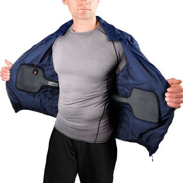 ActionHeat 5V Battery Heated Jacket Insert - Heated