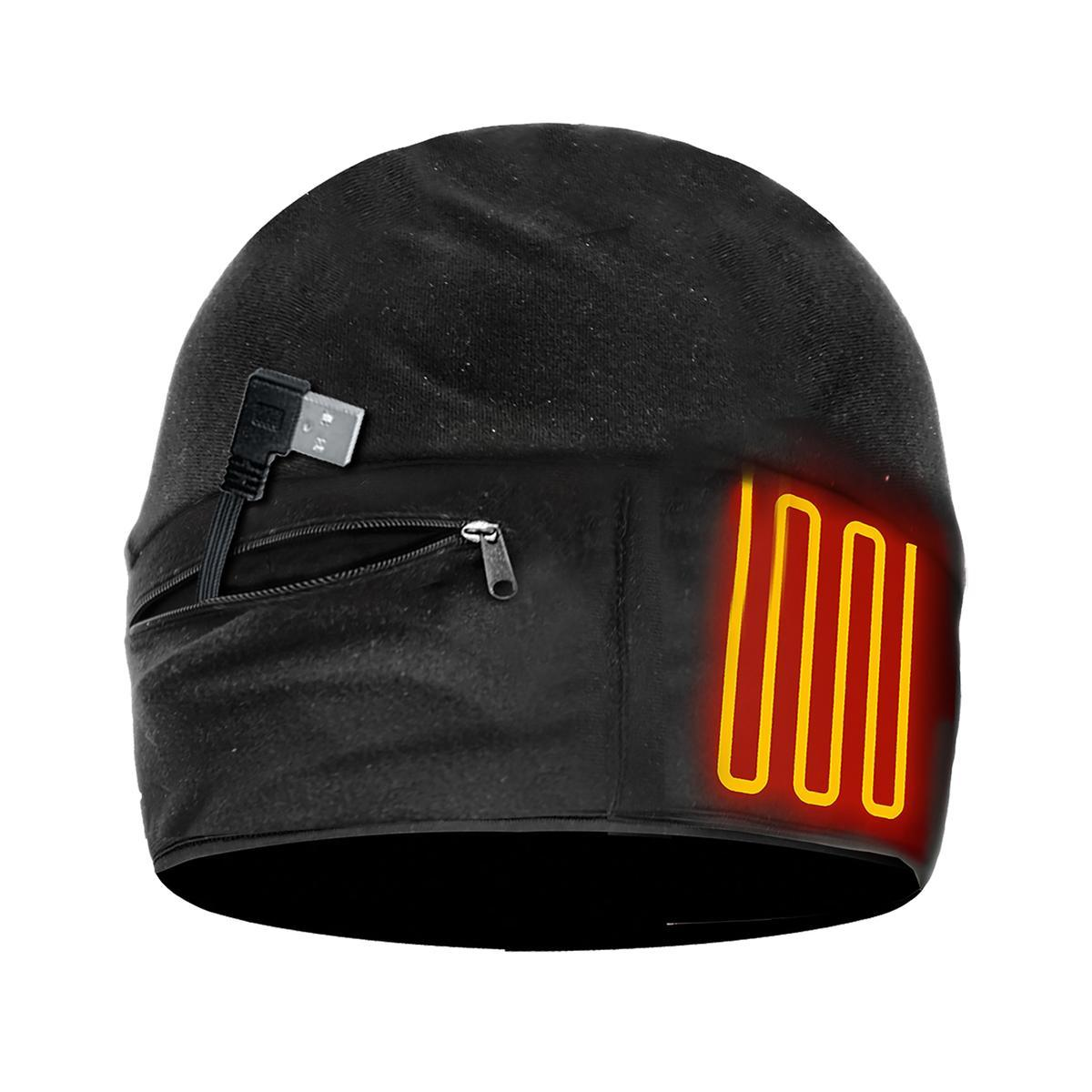 Open Box ActionHeat 5V Battery Heated Winter Hat - Back
