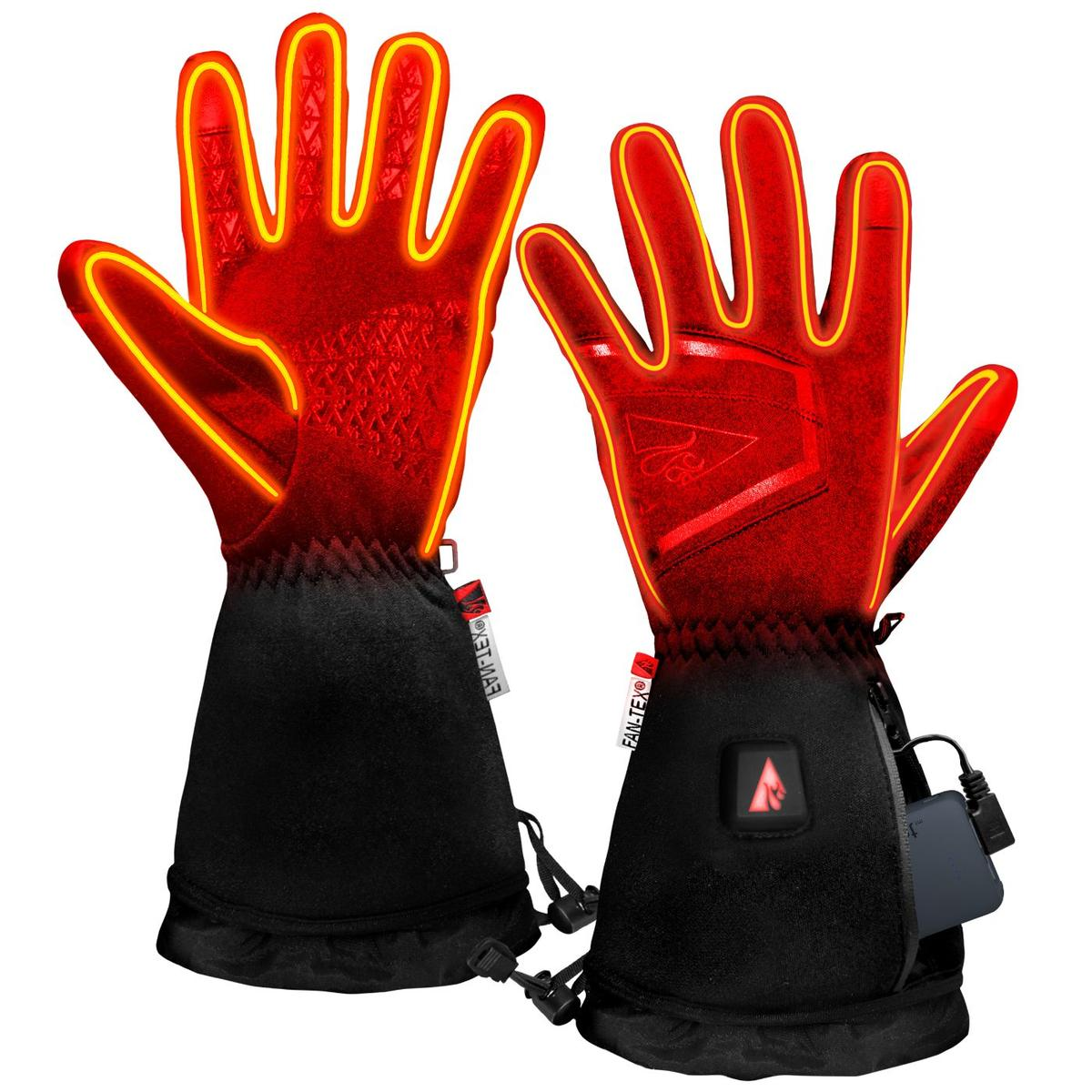 ActionHeat 5V Women's Featherweight Heated Gloves - Front