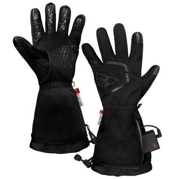 ActionHeat AA Women's Featherweight Heated Gloves - Full Set