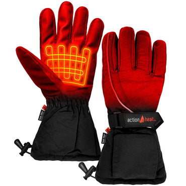 ActionHeat AA Battery Heated Gloves - Men's - Front