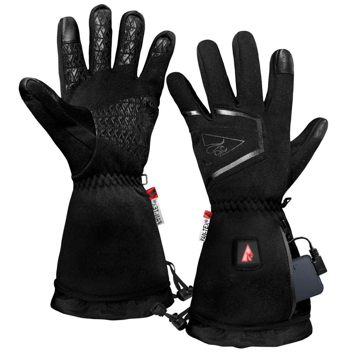 ActionHeat 5V Women's Featherweight Heated Gloves - Heated