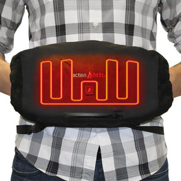 Open Box ActionHeat 5V Battery Heated Hand Warmer Muff - Heated