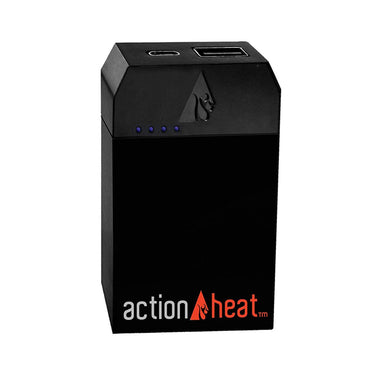 ActionHeat 5V 3000mAh Power Bank - Single Battery - Heated
