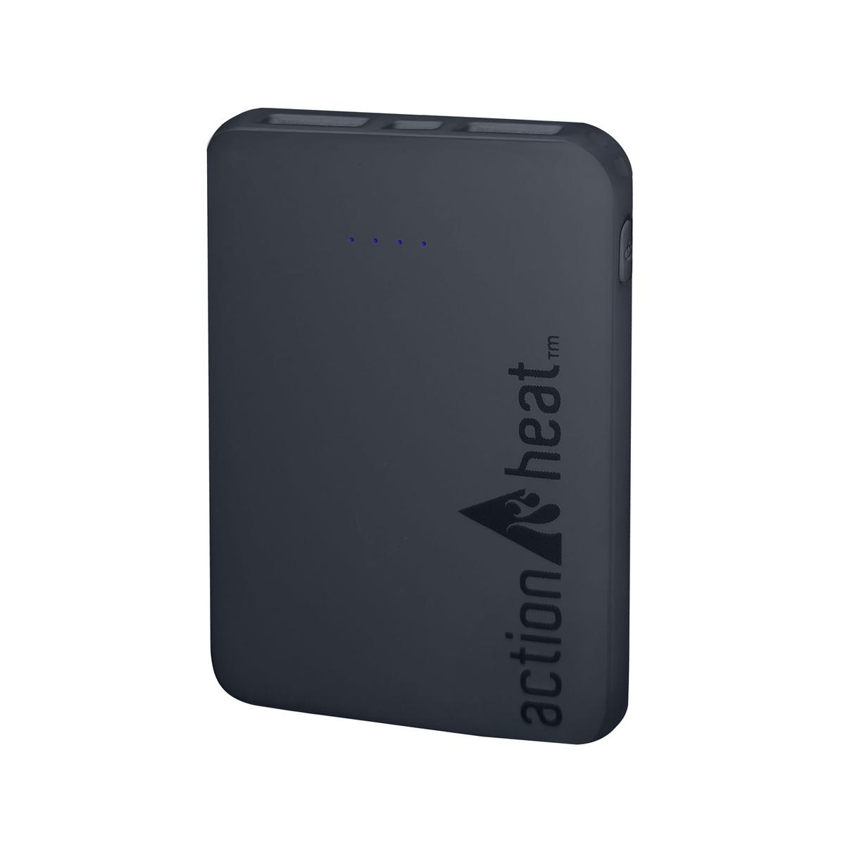 ActionHeat 5V 6000mAh Power Bank - Single Battery - Front