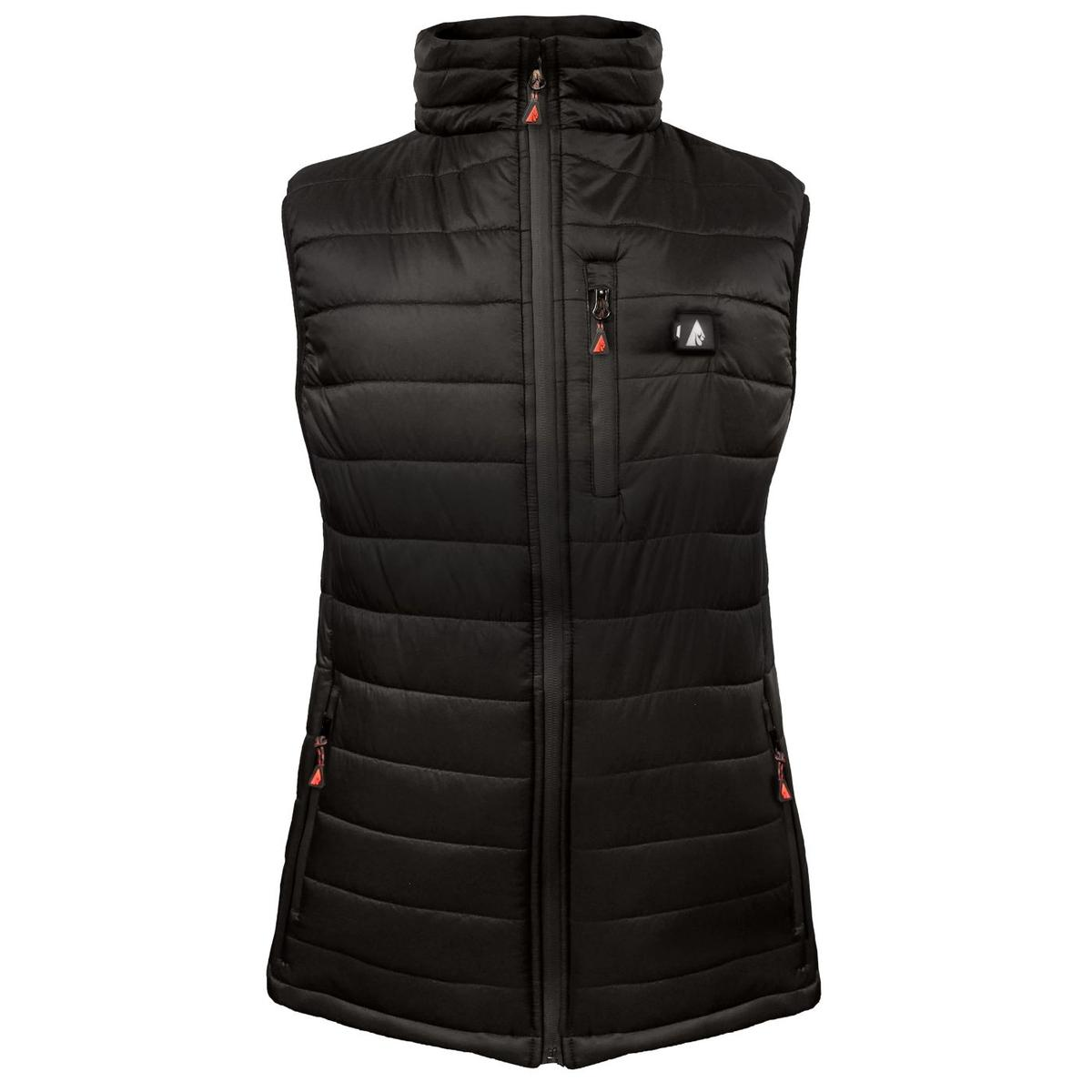 ActionHeat 5V Battery Heated Insulated Puffer Vest - Women's - Heated