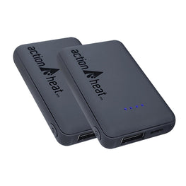 ActionHeat 5V 3000mAh Power Bank Kit - Front