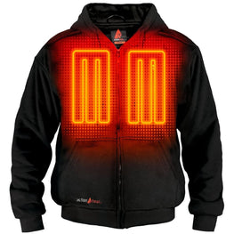ActionHeat 5V Battery Heated Hoodie Sweatshirt - Front