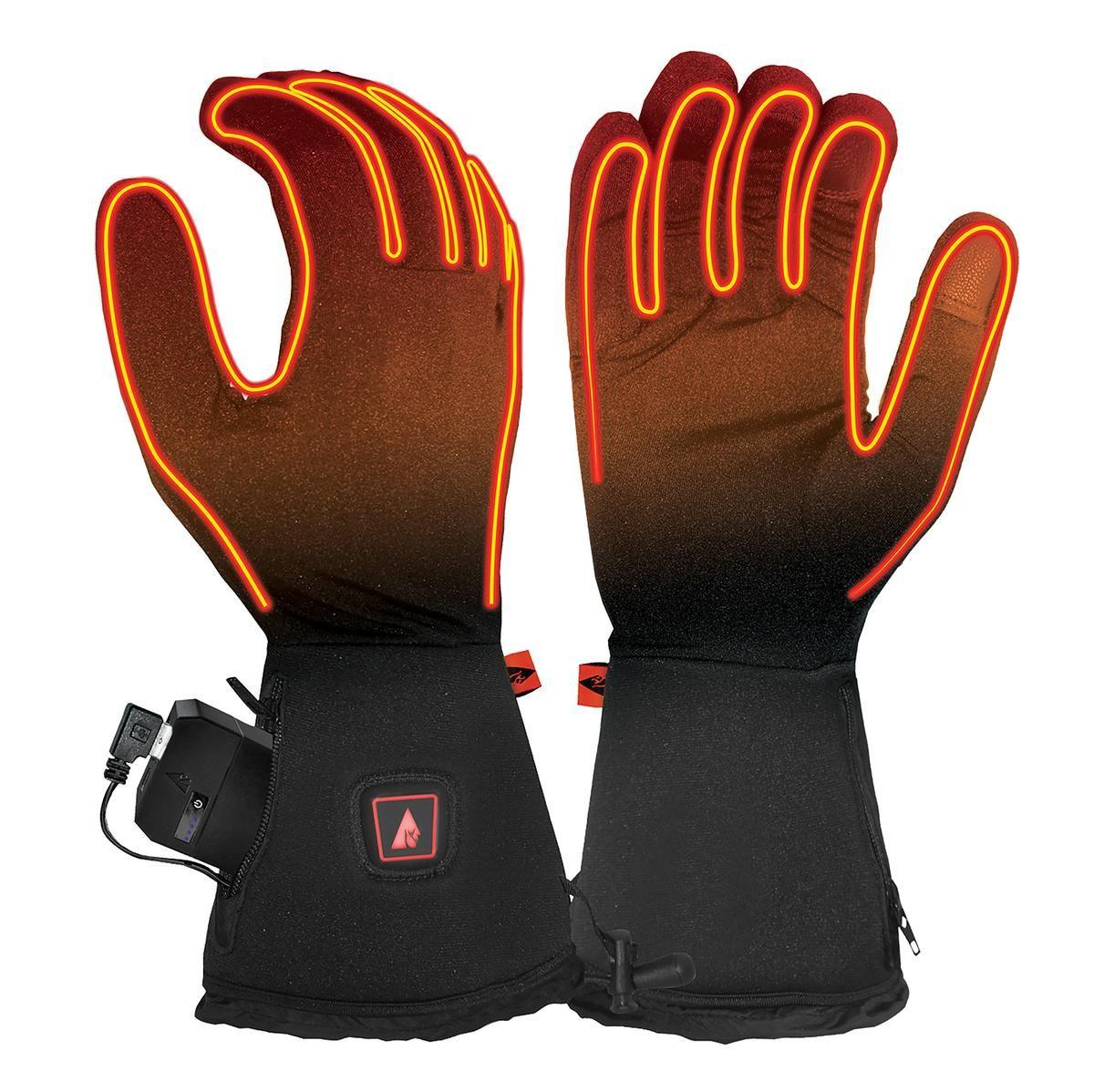 Open Box ActionHeat 5V Heated Glove Liners - Men's - Front