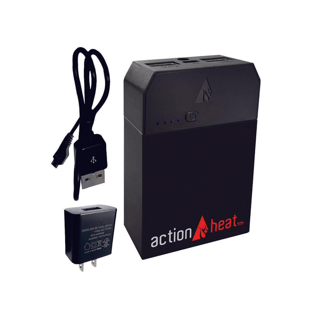 Open Box ActionHeat 5V Battery Heated Hand Warmer Muff - Info
