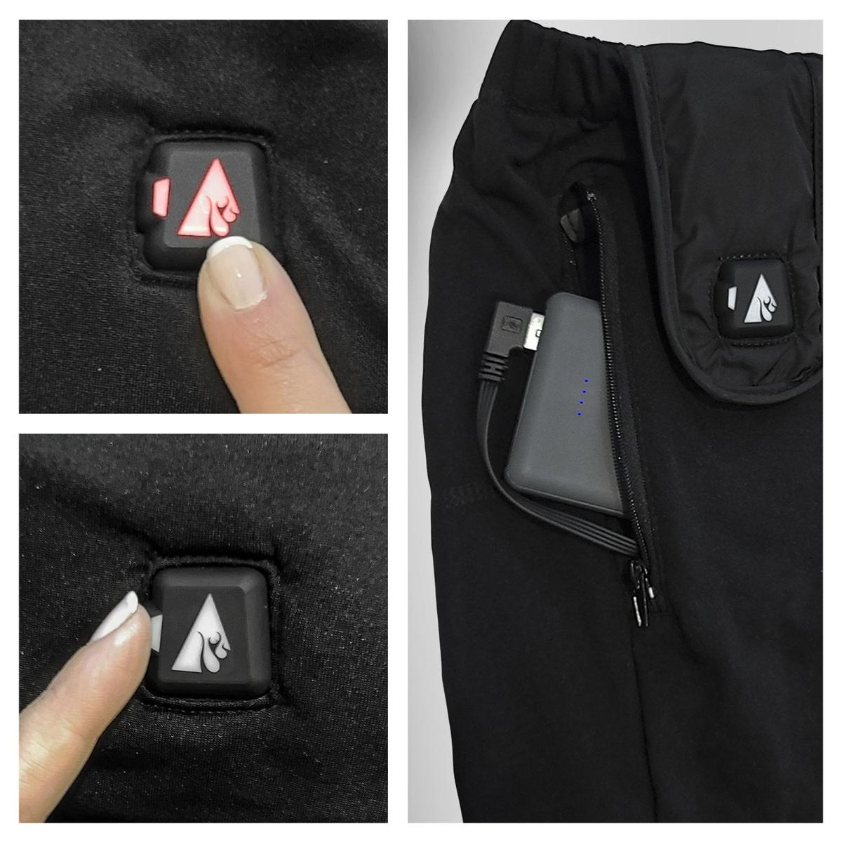 ActionHeat 5V Heated Base Layer Pants - Women's - Full Set