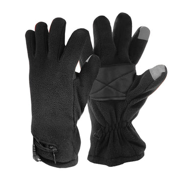 Open Box ActionHeat AA Battery Heated Fleece Gloves - Heated