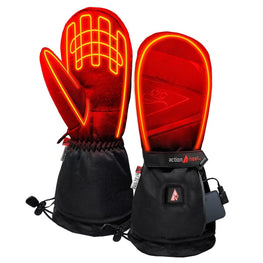 ActionHeat 5V Battery Heated Mittens - Front