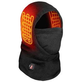 ActionHeat 5V Battery Heated Fleece Balaclava - Front