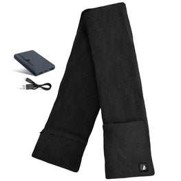 ActionHeat 5V Battery Heated Fleece Scarf - Heated