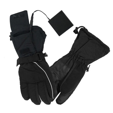 Open Box ActionHeat Men's AA Battery Heated Gloves - Heated