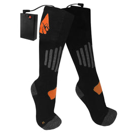 ActionHeat AA Battery Heated Socks - Wool