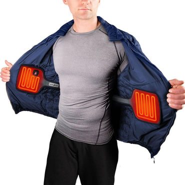 ActionHeat 5V Battery Heated Jacket Insert - Front