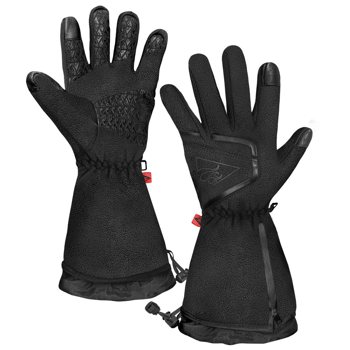 ActionHeat AA Women's Fleece Heated Gloves 2.0 - Heated