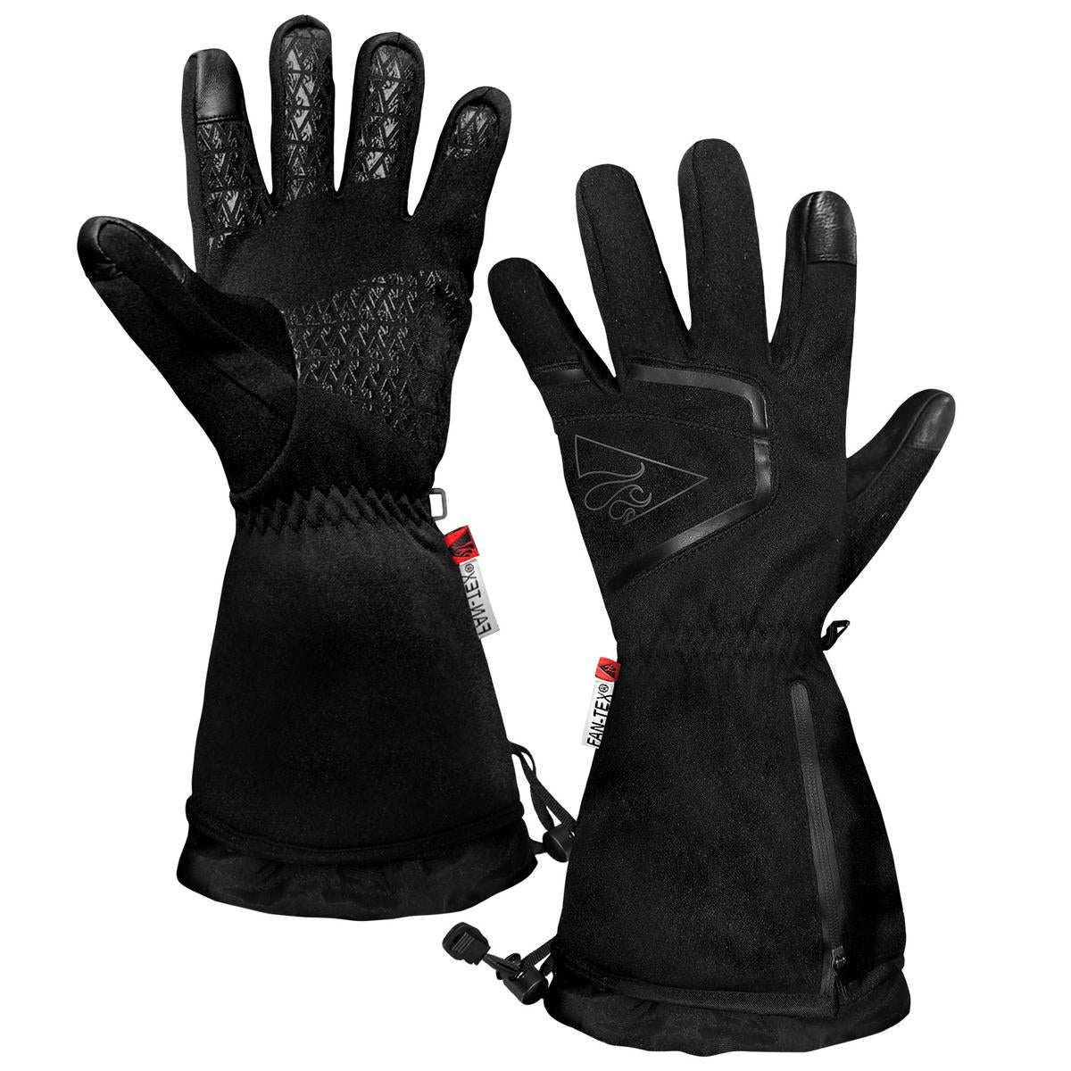 ActionHeat AA Women's Featherweight Heated Gloves - Heated