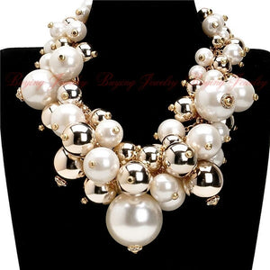 Casey's Pearls (Gold and Ivory)