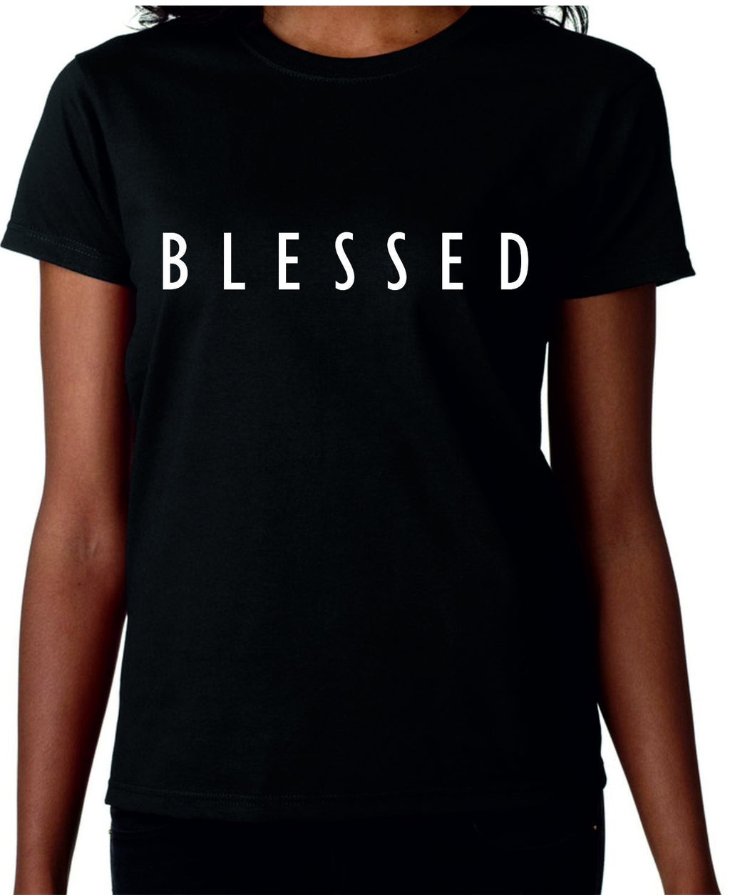"""BLESSED"" Tee"