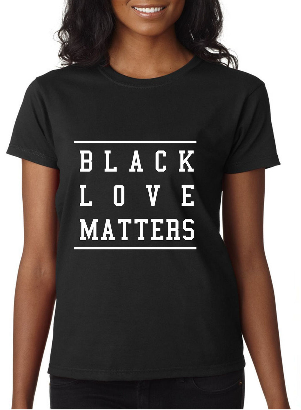 Black Love Matters (Unisex Relax Fit)