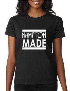 Hampton Made (Women Fitted Tee)