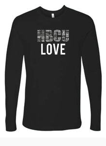 HBCU LOVE (long sleeve - unisex)