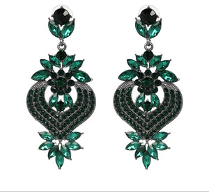Gwendolyn Vintage Earrings