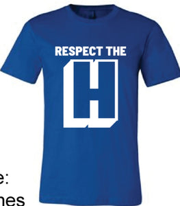RESPECT THE H