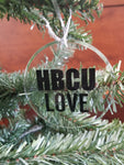 HBCU Love Ornament