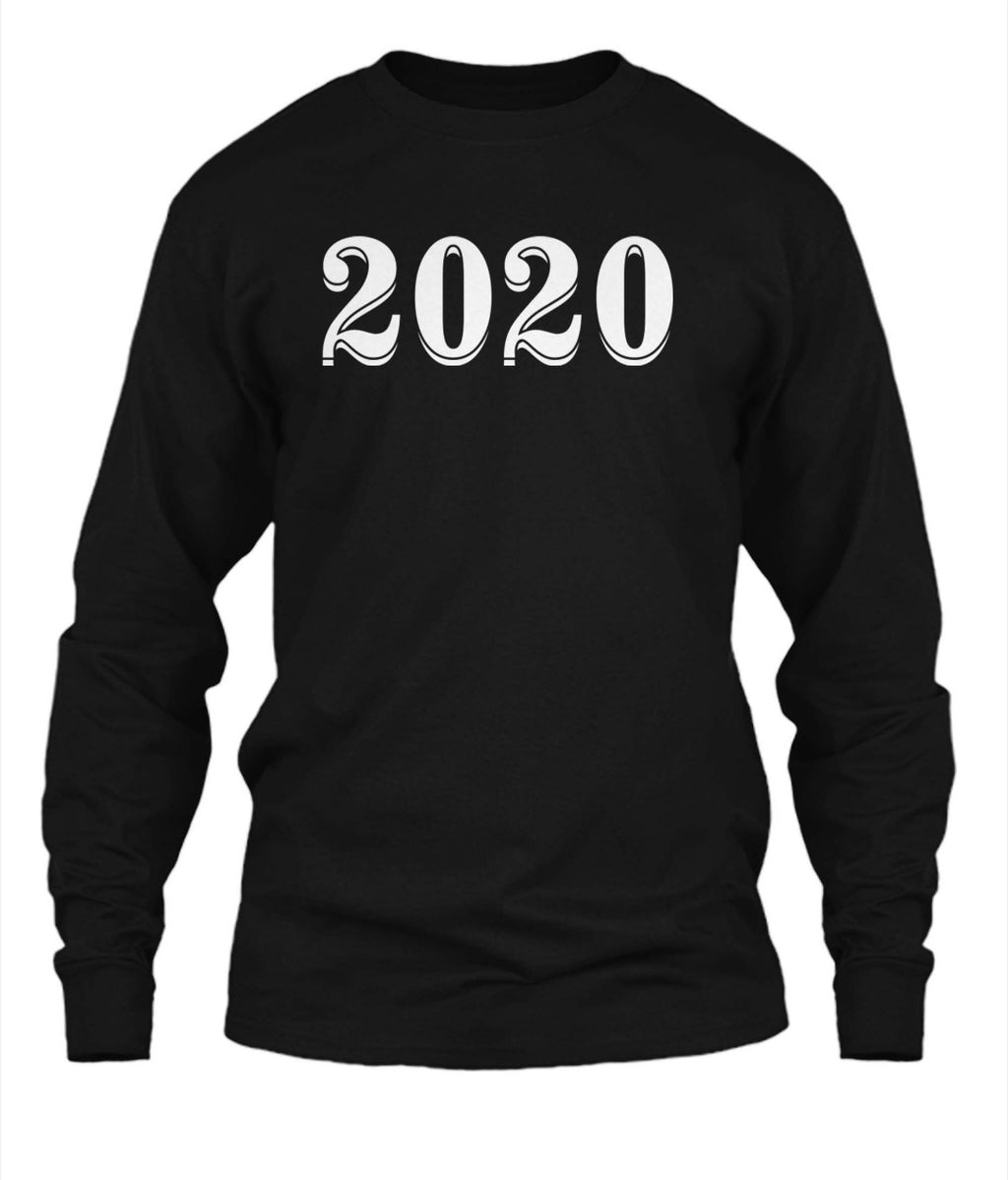 2020 - Long Sleeve (Front/Back)