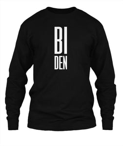 BIden (Unisex long sleeve)